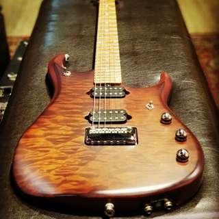 Ernieball Musicman JP15 Quilt