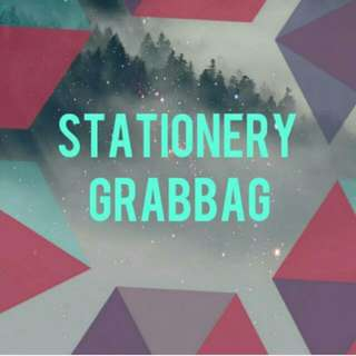 STATIONERY GRABBAG!