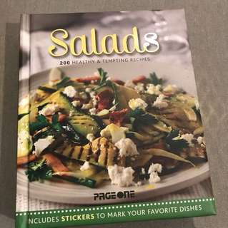 200 healthy and tempting salad recipes