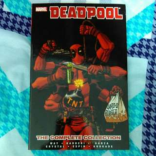 Deadpool complete collection volume 4