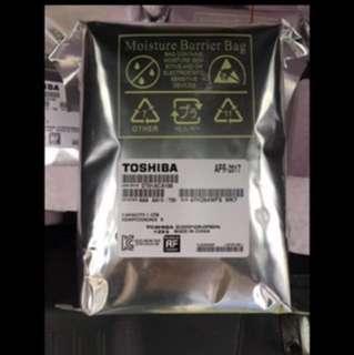 Toshiba 3.5inch SATA-III 1TB 7200RPM 32MB Hard Disk