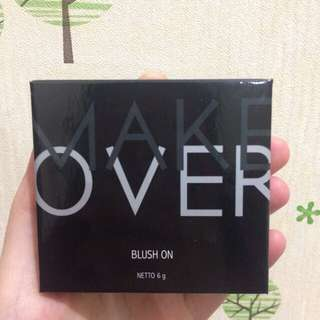 NEW Make Over Blush On - 03 Promiscious Peach