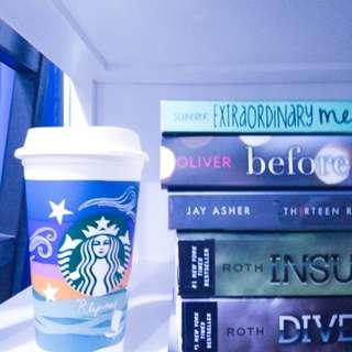 Limited Edition Starbucks Tumblr
