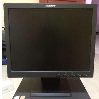 """Lenovo 15"""" Desktop LCD Monitor"""