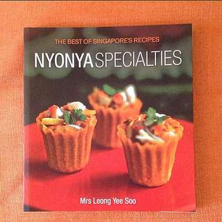 Nyonya Specialties by Mrs Leong Yee Soo