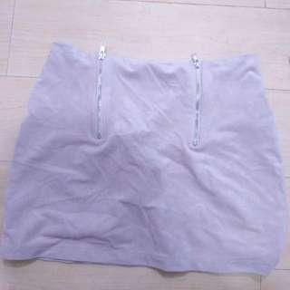 SALE!!Forever 21 Pink Salmon Velvet Skirt