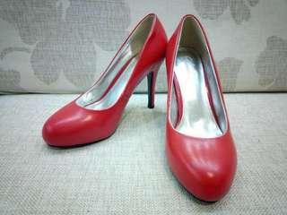 Wedding high heels 37'