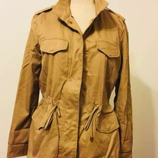 Massimo Dutti Trench Coat (pre-loved)