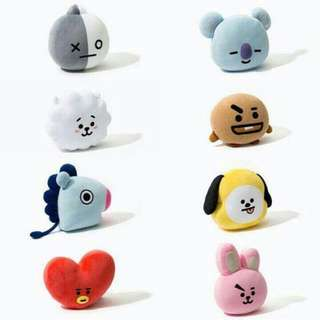 BTS BT21 Plush