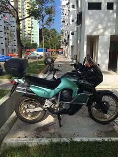 Honda transalp 400cc