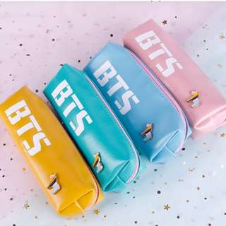 BTS Cute Pencil Case