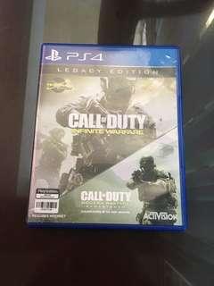 Call Of Duty - Infinite Warfare - PS4