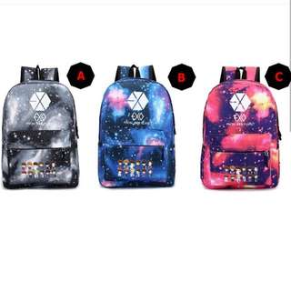 EXO bagpack