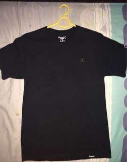 Champion black t shirt