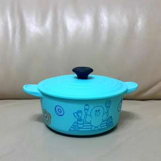 LE CREUSET FOR LINE FRIENDS  SALLY