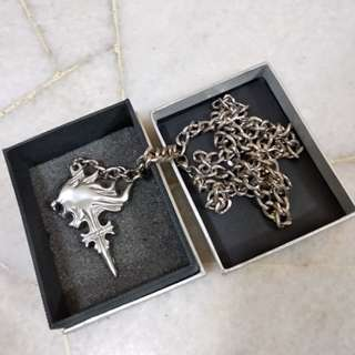 Final Fantasy 8 (VIII) Squall Necklace