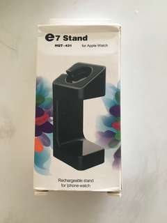 Apple watch rechargeable stand