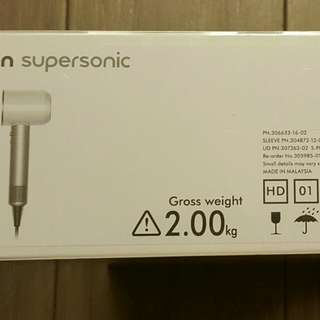 dyson supersonic HD01