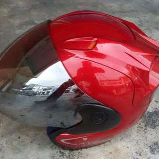 Red LTD Avent Helmet