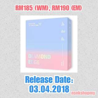 [PREORDER]  Seventeen - Diamond Edge DVD