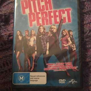 Sealed Pitch perfect dvd