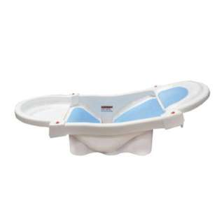 Lucky Baby Dip In Fold Up™ Baby Bath Tub