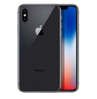 (99.9% 新) iPhone X 256GB 太空灰  #香港行貨#有保養