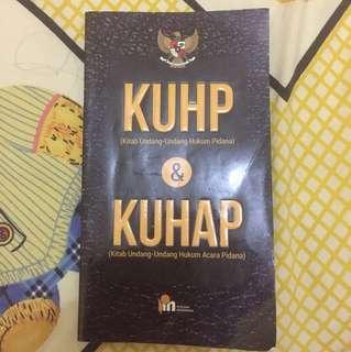KUHP KUHAP
