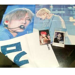 BTS TAEHYUNG FANSITE SLOGAN