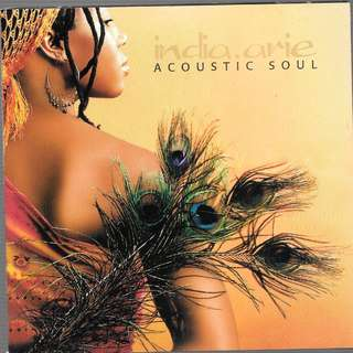 MY PRELOVED CD - INDIA ARIE - ACCOUSTIC SOUL //FREE DELIVERY / (F3A)