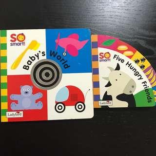 So Smart! Baby Books
