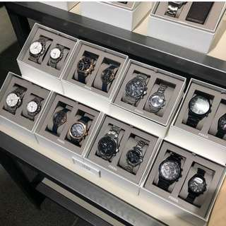 Pre-order: FOSSIL COUPLE'S WATCH