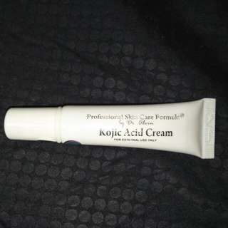 Dr Alvin's Kojic Acid Night Cream