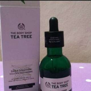 Tea Tree Daily Solution (Serum) The Body Shop