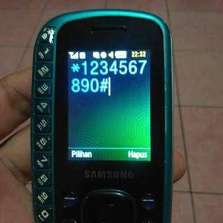 #hajaka   Samsung jadul b3310