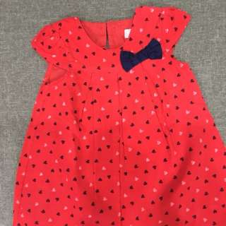 Baby dress (Early days -UK brand) size 3-6m