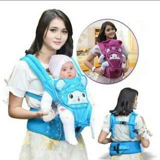 Gendongan bayi new ,free ongkir