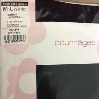 全新日本製圖案絲襪
