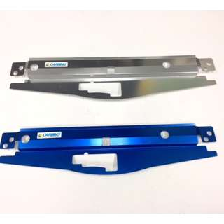 CABRING  BLUE color racing radiator cooling plate Wira, Satria & Putra model 41336