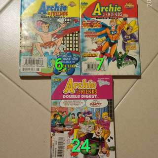Archie's Double Digest (4)