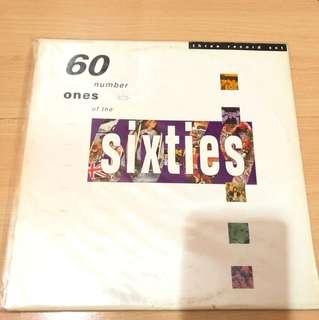 Sixties 60's - 60 no .1-3 lp