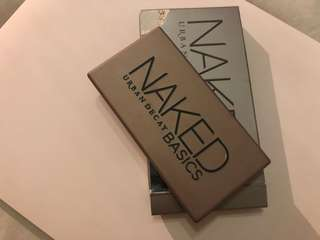 URBAN DECAY NAKED1 BASICS