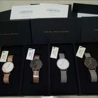 (INSTOCK) Daniel Wellington Classic Petite Watches
