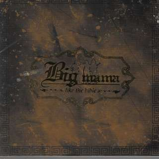 MY PRELOVED CD - BIG MAMA / FREE DELIVERY (F3A)