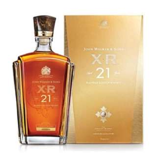 Johnnie Walker XR21 750 ml Whisky