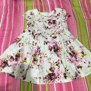 Mothercare baby dress(3-6 months)