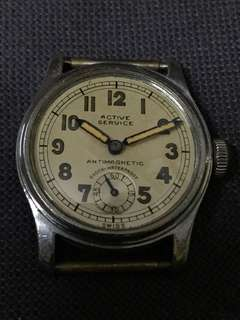 40s ACTIVE SERVICE watch