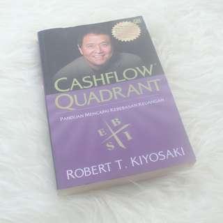 Buku cashflow quadrant - robert kiyosaki