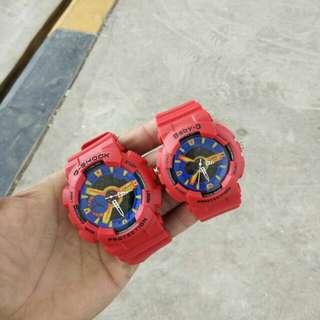 G shock umlimeted couple
