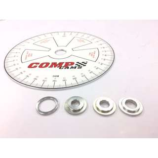 Comp cam ~~  9''  Aluminum degree wheel model 39953